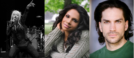 Out for Equality; Cindy Lauper; Audra McDonald; Will Swenson
