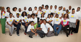LGBT students and allies from HBCUs, historically black colleges and universities