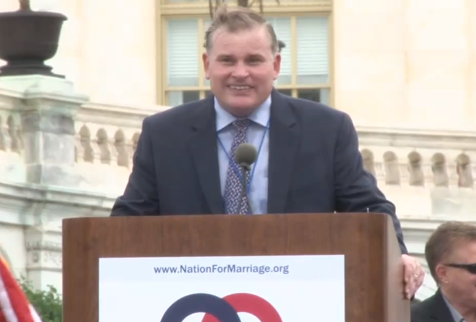 Brian Brown; National Organization for Marriage; March for Marriage