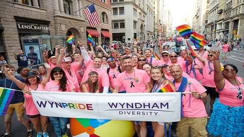Wyndham Worldwide; CEI; Corporate Equality Index