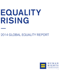 Equality Rising global LGBT report
