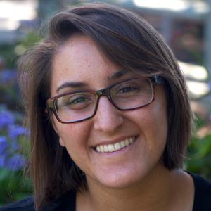 Laila Al-Shamma; HRC Youth Ambassador