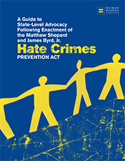 Hate Crimes Prevention Act Guide