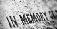 In memory; HRC memorial gift
