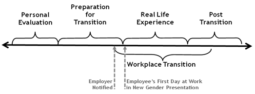 Managing Employee Gender Transition in the Workplace
