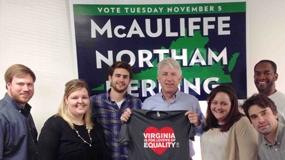 Virginia Equality with Mark Herring