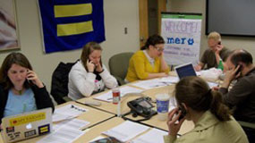 marriage equality phone bank