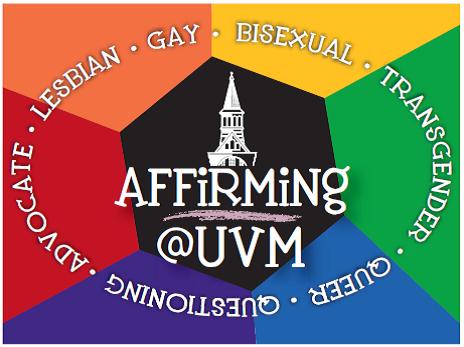 LGBT ally; Safe zone; Affirming UVM