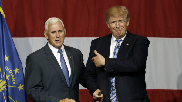 Here's What Happened When Mike Pence Signed Discrimination into Law as Indiana's Governor