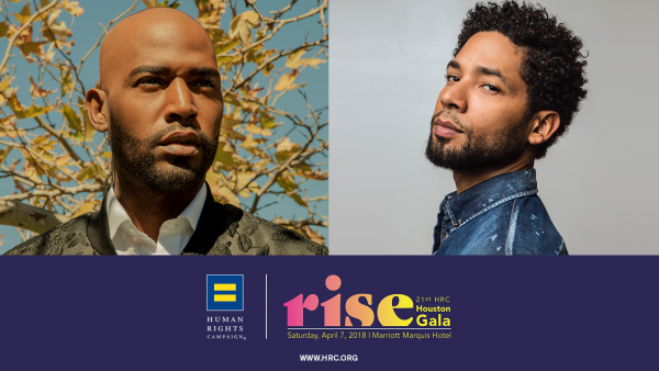 "HRC to Honor Karamo Brown of Netflix's ""Queer Eye"" at 21st Annual HRC Houston Gala"