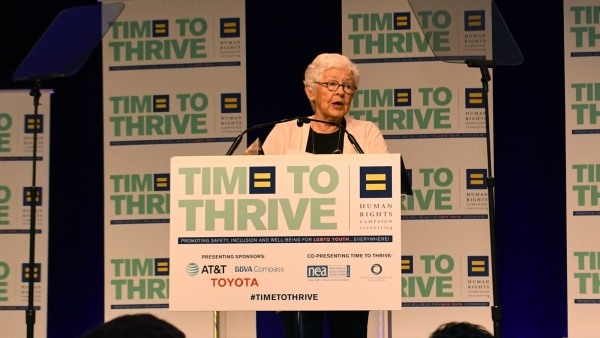 HRC Foundation's Fifth Annual Time to THRIVE Conference Commences in Orlando
