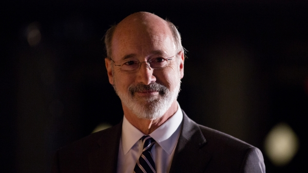 HRC to Endorse Pennsylvania Governor Tom Wolf for Re-election