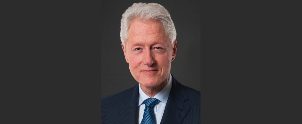 President Bill Clinton to Speak