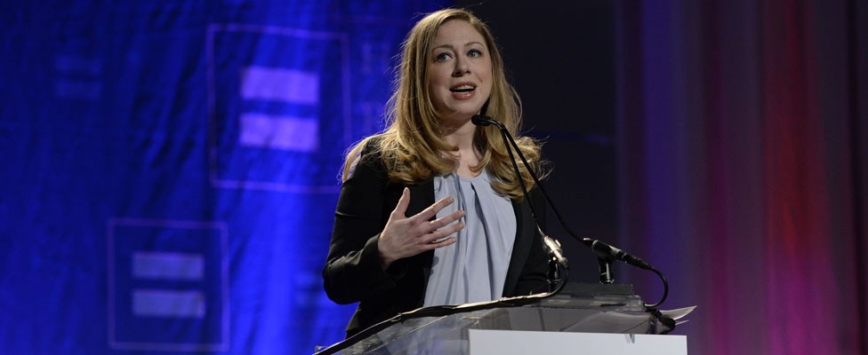 Watch Chelsea Clinton's Remarks