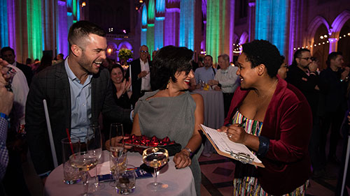 Chefs for Equality; Auction; Washington National Cathedral