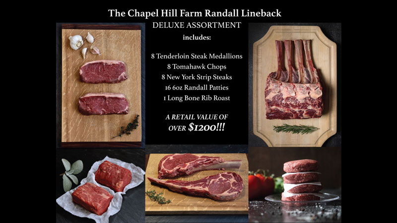 Chefs for Equality; Picnic basket; Randall Lineback
