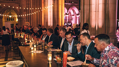 Chefs for Equality; Washington National Cathedral; Speed Diner