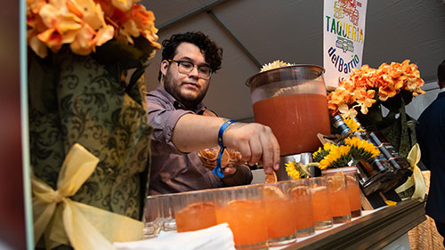 Chefs for Equality; Washington National Cathedral; Mixologists