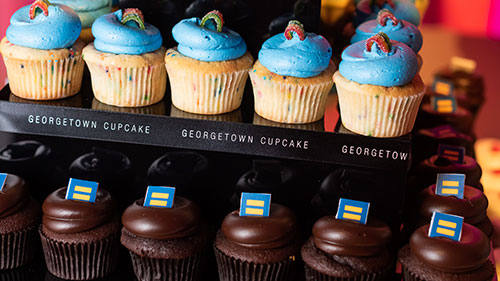 Chefs for Equality; Washington National Cathedral; Cupcakes; Pastry chefs
