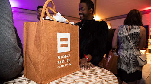 Chefs for Equality; Goody bag; Washington National Cathedral; Salt and Sundry