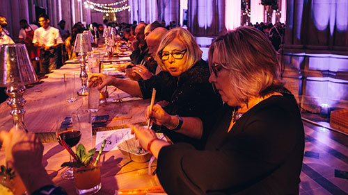Chefs for Equality; Washington National Cathedral; 5/10/15 Speed Diner