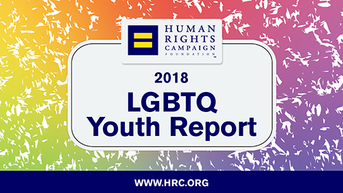 LGBTQ Youth Report 2018