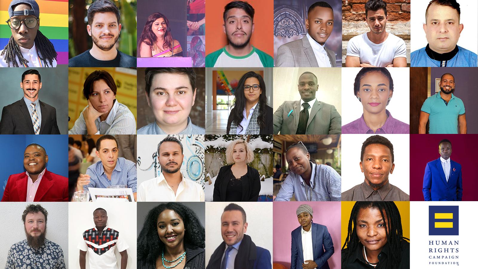 HRC Foundation Introduces 2019 Global Innovators