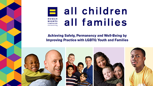All Children - All Families, HRC Foundation
