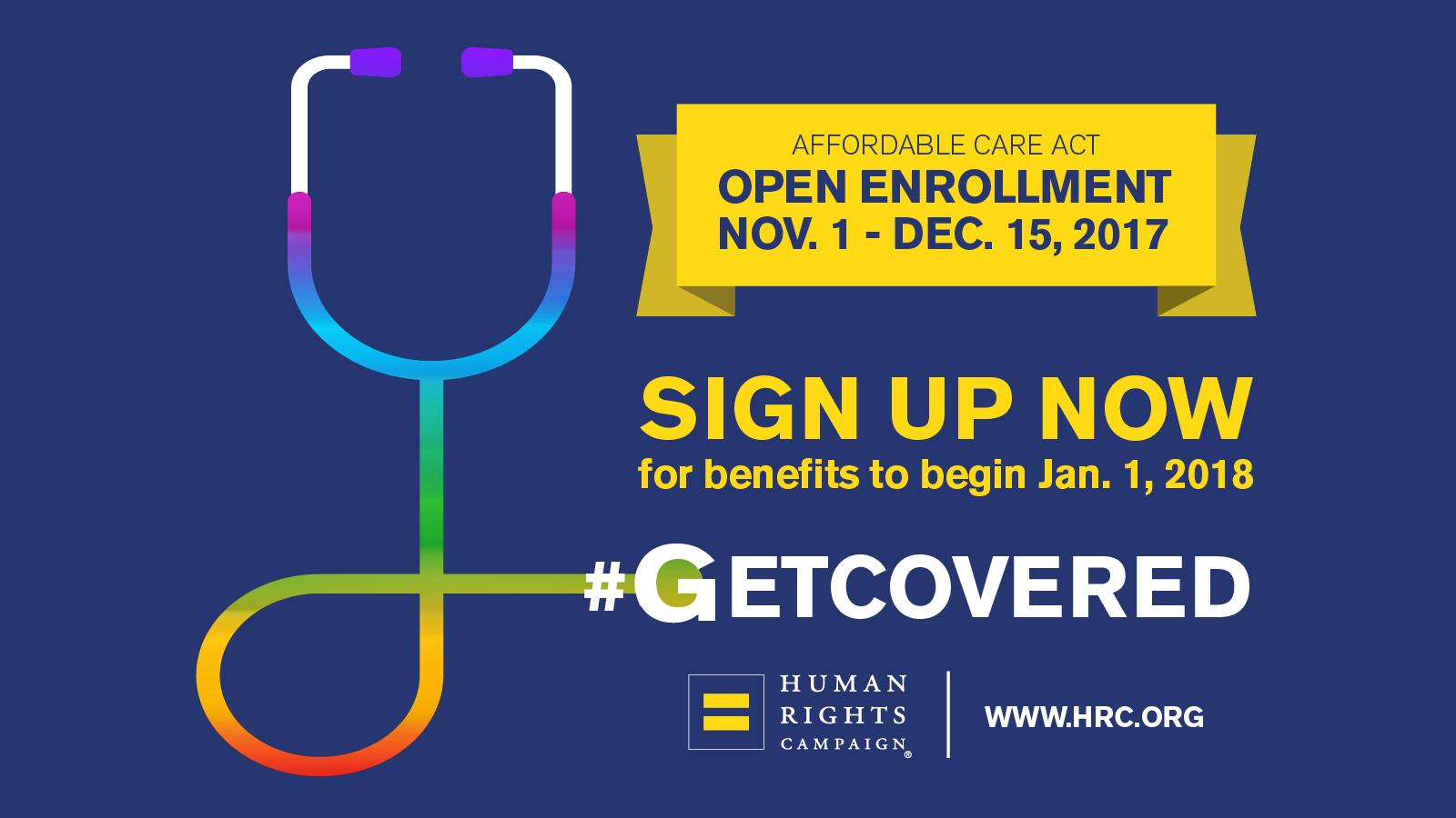 Affordable Care Act Open Enrollment: FAQ