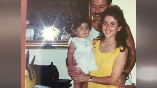 Ana Flores, Family, Immigrant Heritage Month