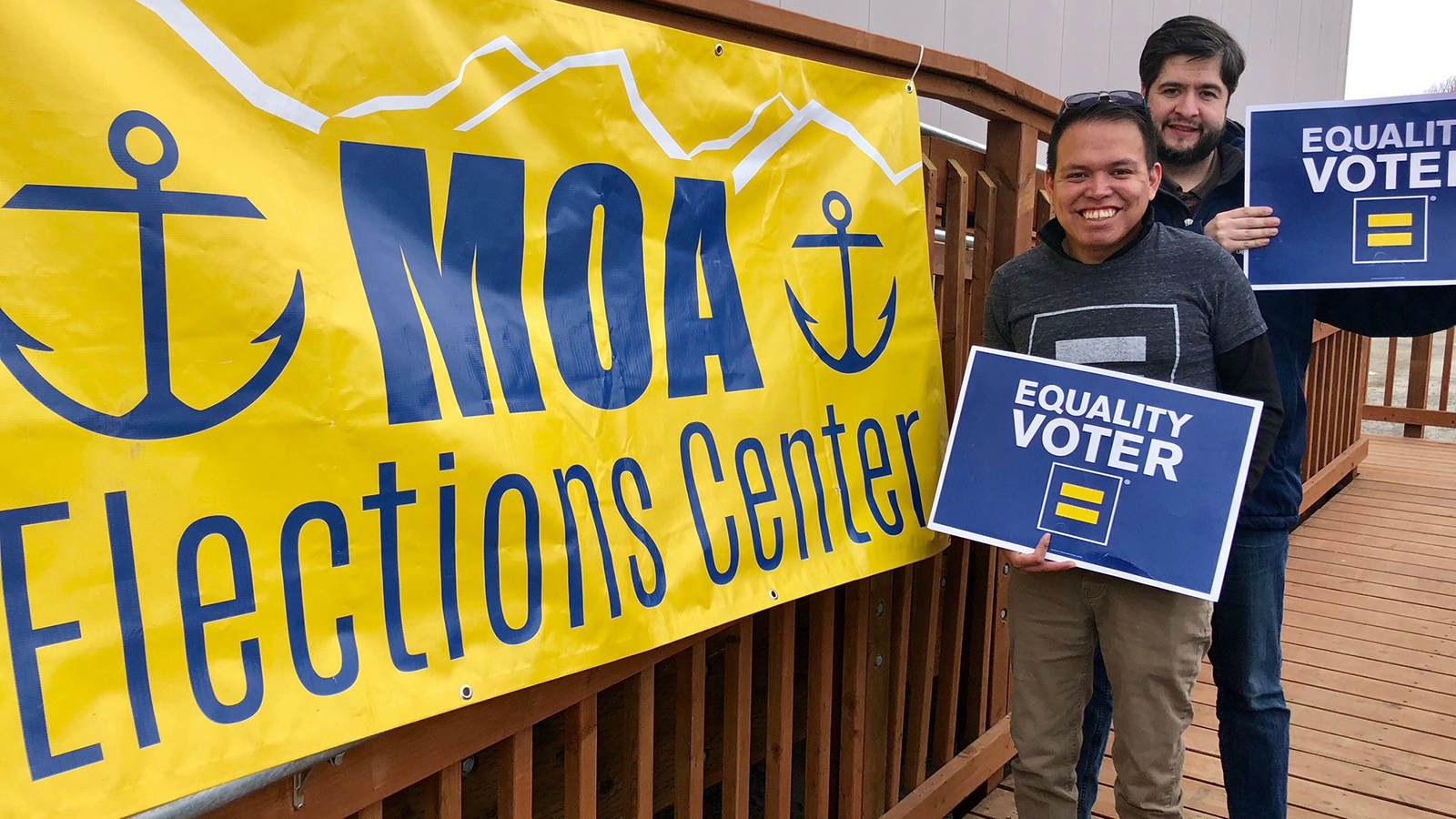 Despite Anti-LGBTQ Efforts, Equality Pushing Forward