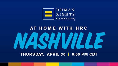 At Home with HRC Nashville
