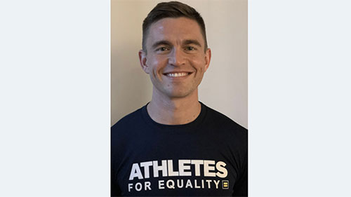 Athletes for Equality, Kevin Fields, New York City Marathon