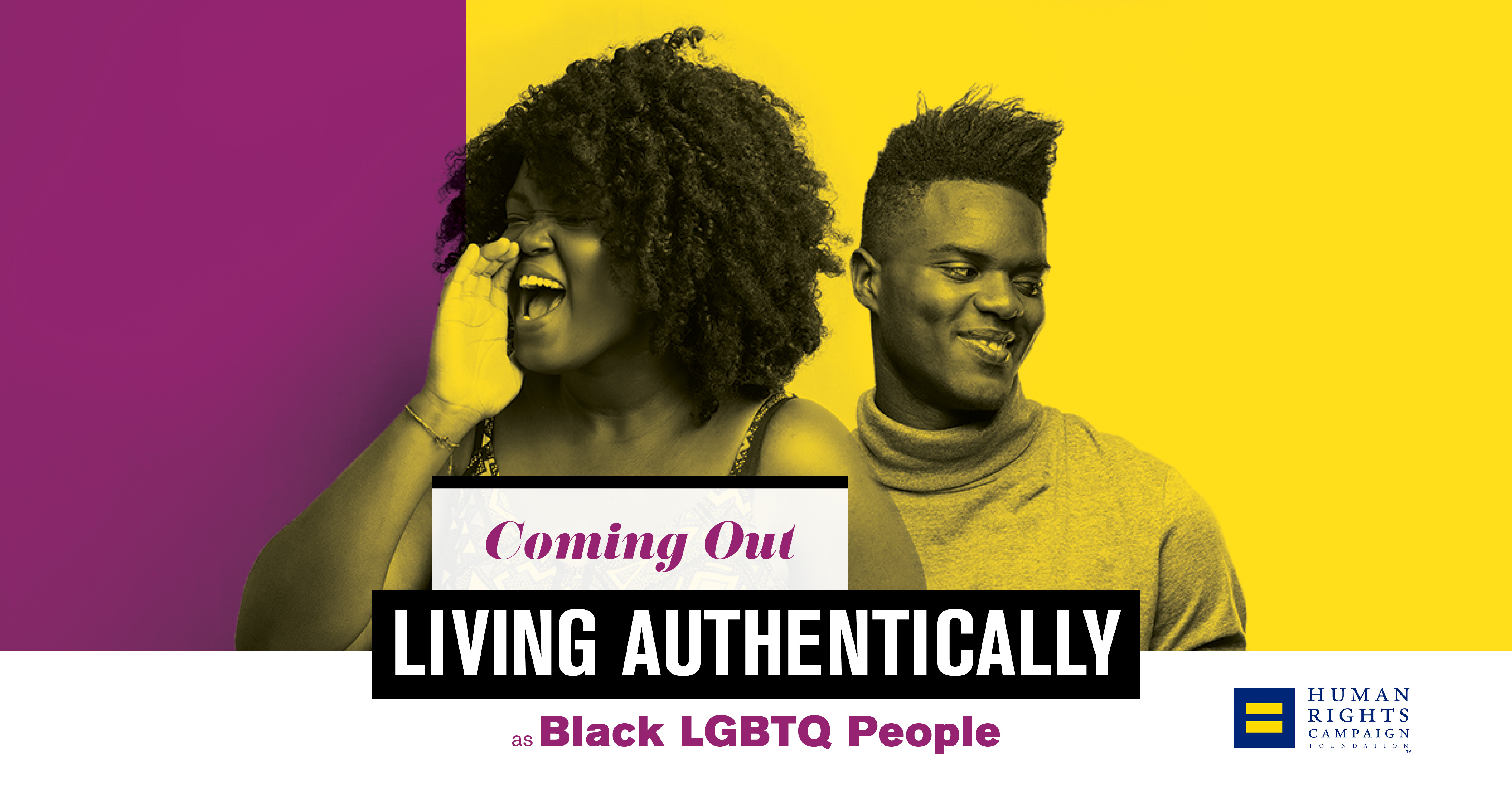 HRC Releases Coming Out Resource for Black LGBTQ People