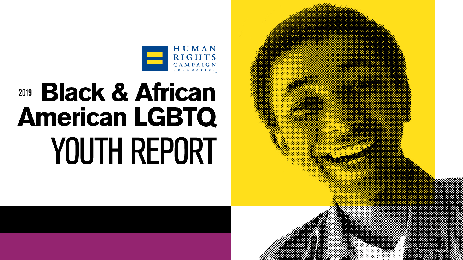 HRC and UCONN Survey Reveals Black LGBTQ Youth Are at Heightened Risk for Discrimination