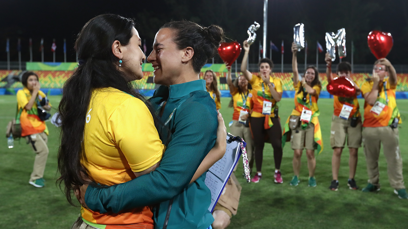 Brazil rugby; Proposal; Engagement; Olympics