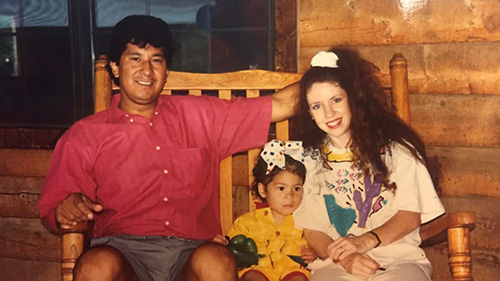 Breanna Diaz, Family, Immigrant Heritage Month