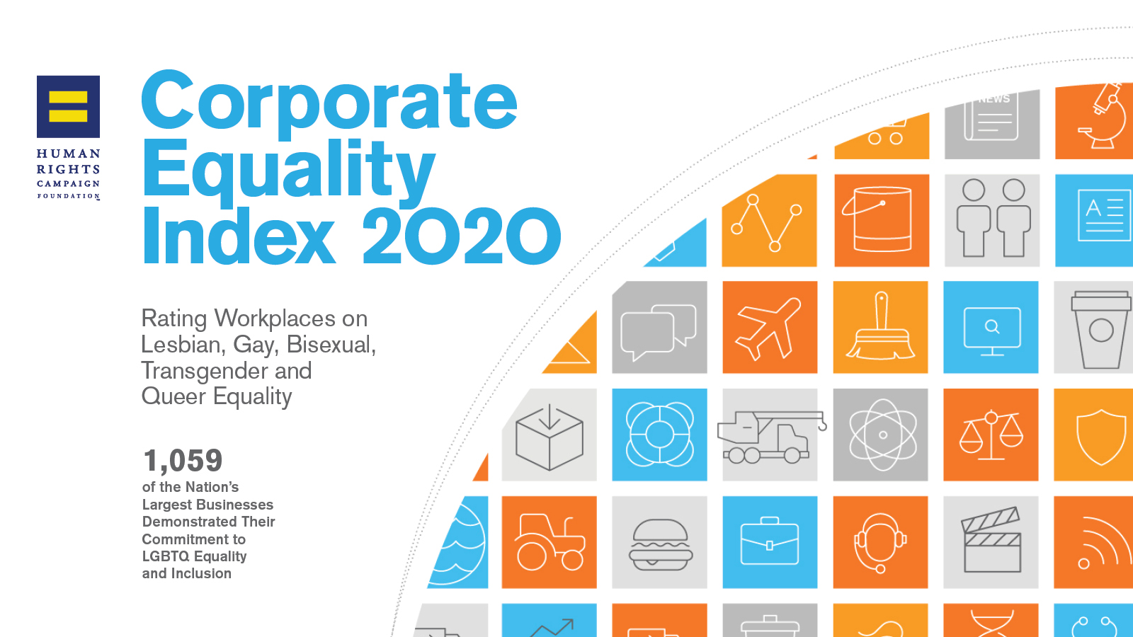 Giant Food Earns Top Marks in 2020 Corporate Equality Index