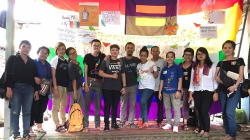 Cambodia, Pride, HRC