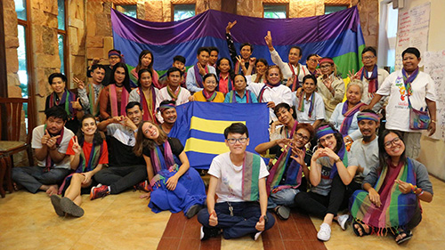 Cambodia, Pride, HRC Partnerships in Pride