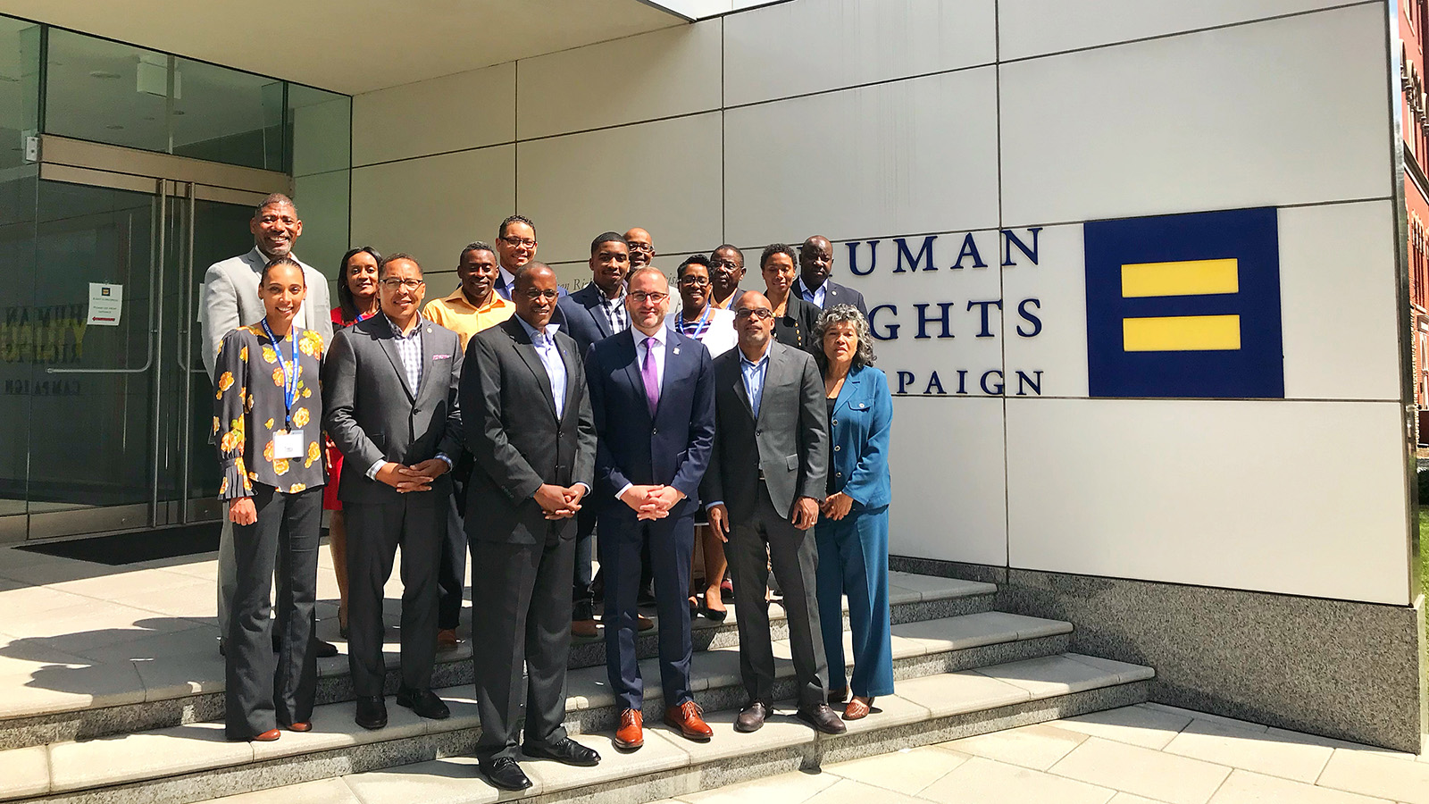 HBCU Presidents and Senior Leadership Gather at HRC for Summit