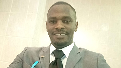 Charles Mukoma