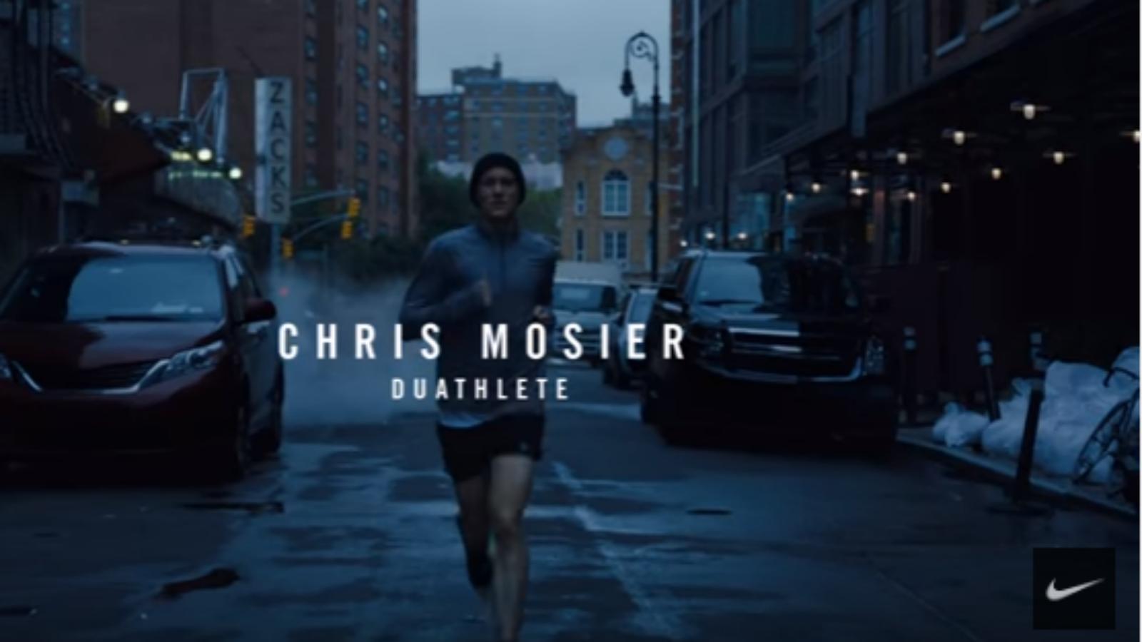 Chris Mosier; Transgender; Nike Ad