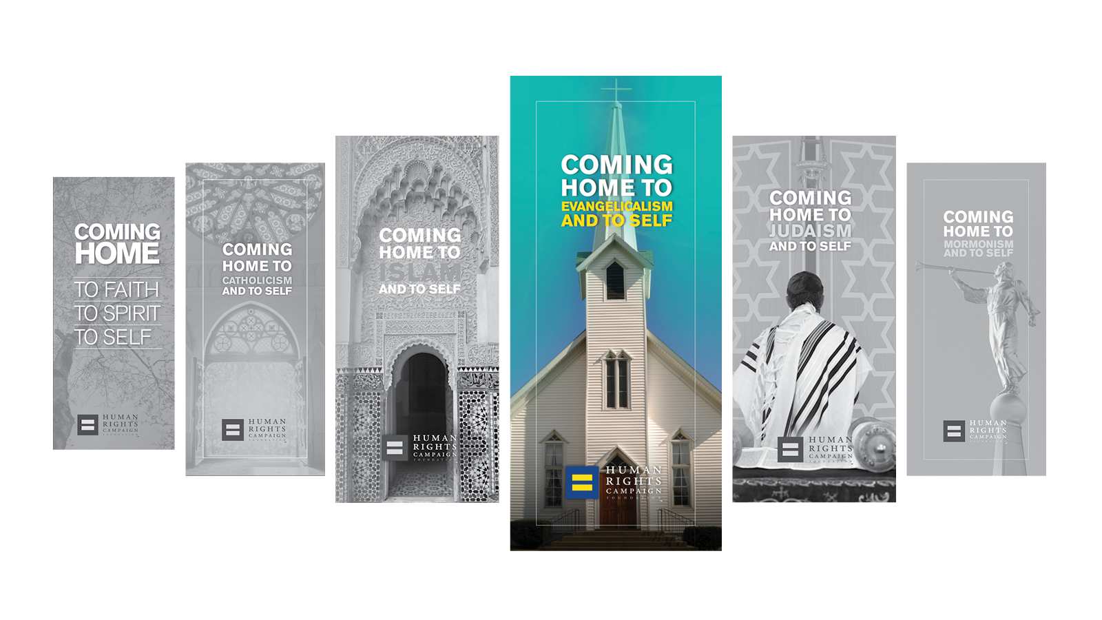 "HRC Releases New ""Coming Home"" Faith Guide for LGBTQ Evangelical Christians"