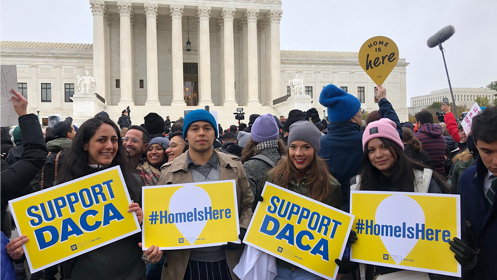 Human Rights Campaign Applauds Supreme Court Ruling on DACA