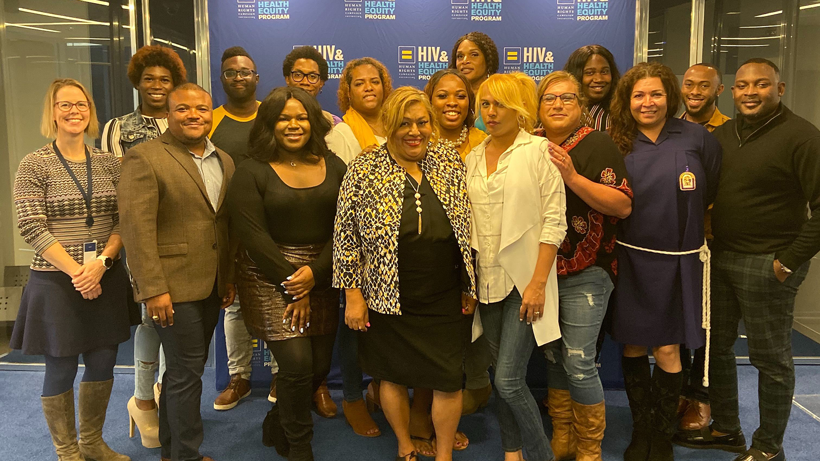 HRC Foundation Launches Leadership Program for Black and Latinx Trans Women and Non-Binary People