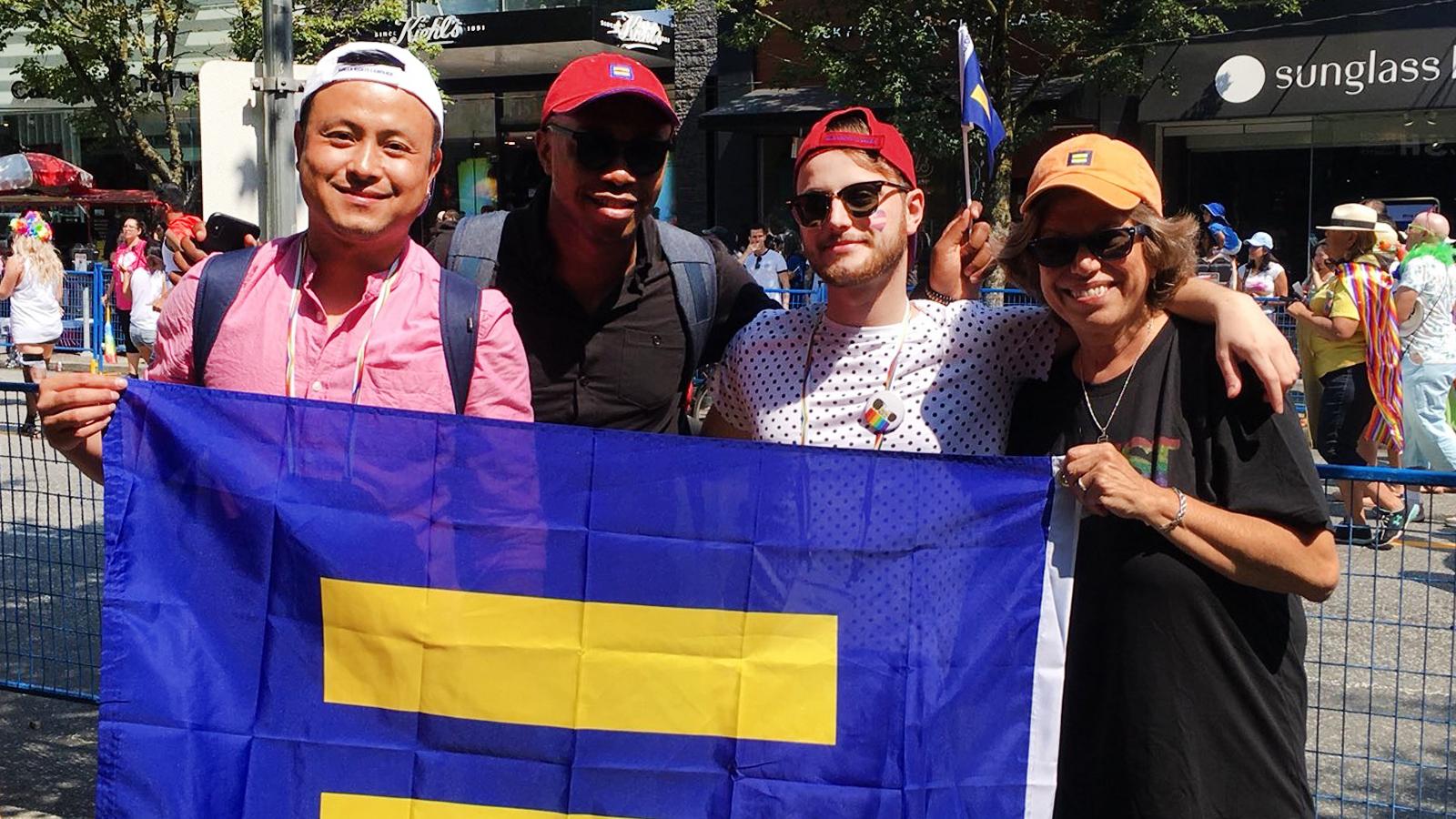 Fighting for LGBTQ Equality this IDAHOTB
