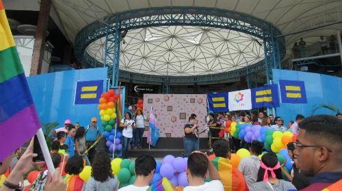 El Salvador, Pride, HRC