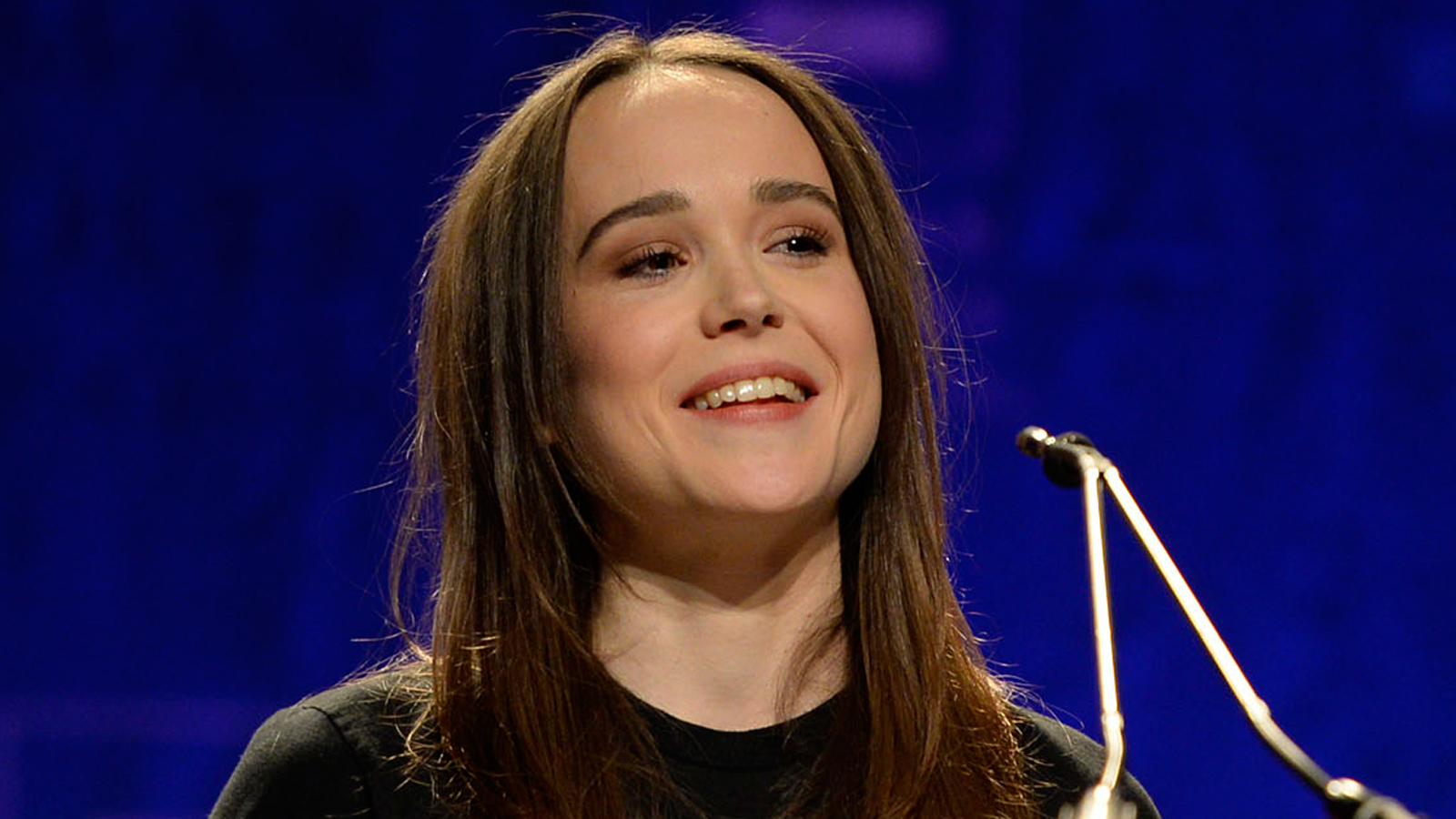 Ellen Page; Time to THRIVE; LGBTQ youth conference