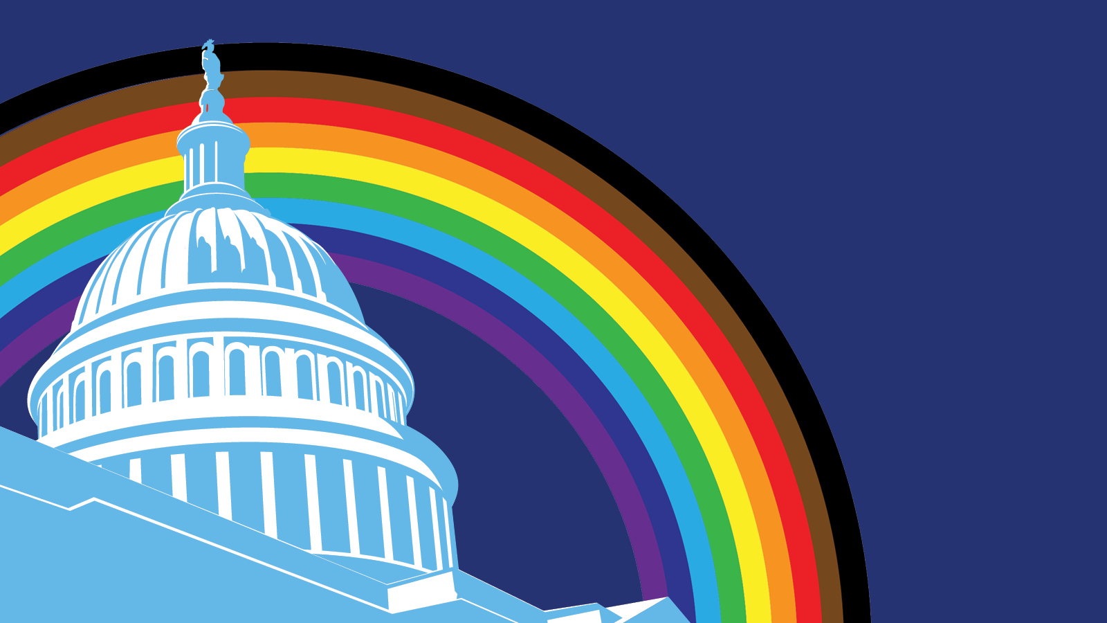 Human Rights Campaign Endorses 40 House, 5 Senate Pro-Equality Leaders